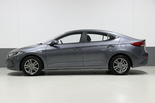 2017 Hyundai Elantra AD Active 2.0 MPI Grey 6 Speed Automatic Sedan