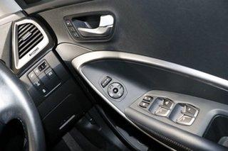 2013 Hyundai Santa Fe DM Highlander CRDi (4x4) White 6 Speed Automatic Wagon