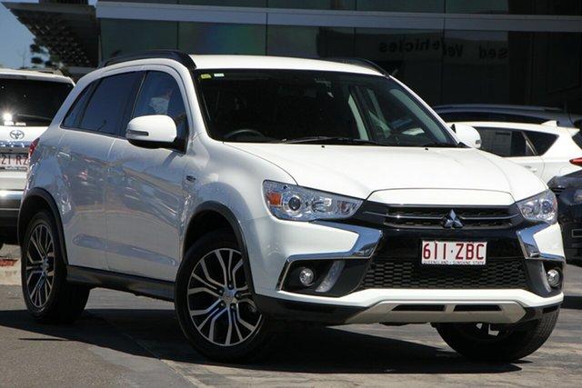 Used Mitsubishi ASX XC MY18 LS 2WD ADAS, 2018 Mitsubishi ASX XC MY18 LS 2WD ADAS White 6 Speed Constant Variable Wagon