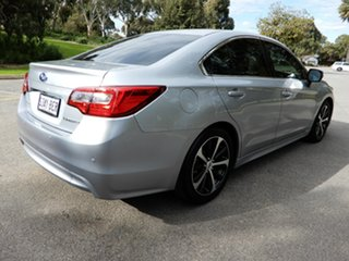 2014 Subaru Liberty B6 MY15 2.5i CVT AWD Ice Silver 6 Speed Constant Variable Sedan.