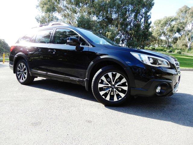 Used Subaru Outback B6A MY16 2.5i CVT AWD Premium, 2016 Subaru Outback B6A MY16 2.5i CVT AWD Premium Black 6 Speed Constant Variable Wagon