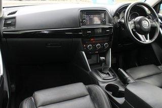 2013 Mazda CX-5 KE1031 MY13 Grand Touring SKYACTIV-Drive AWD Jet Black 6 Speed Sports Automatic