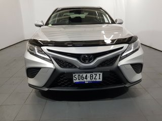 2018 Toyota Camry ASV70R Ascent Sport Silver 6 Speed Sports Automatic Sedan.
