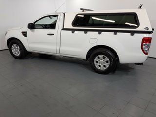 2013 Ford Ranger PX XL 4x2 White 6 Speed Manual Utility