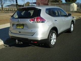 2015 Nissan X-Trail T32 ST X-tronic 4WD Brilliant Silver 7 Speed Constant Variable Wagon