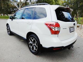 2015 Subaru Forester S4 MY15 2.5i-S CVT AWD White 6 Speed Constant Variable Wagon