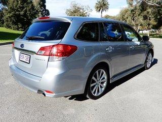 2012 Subaru Liberty B5 MY13 GT AWD Premium Silver 5 Speed Sports Automatic Wagon.
