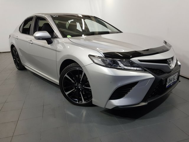 Used Toyota Camry ASV70R Ascent Sport, 2018 Toyota Camry ASV70R Ascent Sport Silver 6 Speed Sports Automatic Sedan