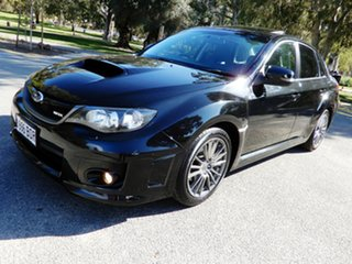 2013 Subaru Impreza G3 MY13 WRX AWD Black 5 Speed Manual Sedan