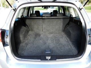2012 Subaru Liberty B5 MY13 GT AWD Premium Silver 5 Speed Sports Automatic Wagon