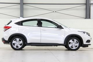 2019 Honda HR-V MY20 50 Years Edition Platinum White 1 Speed Constant Variable Hatchback