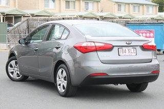 2015 Kia Cerato YD MY15 S Grey 6 Speed Sports Automatic Sedan.