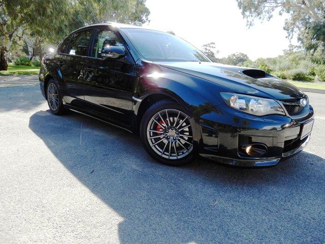 Used Subaru Impreza G3 MY13 WRX AWD, 2013 Subaru Impreza G3 MY13 WRX AWD Black 5 Speed Manual Sedan