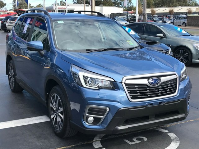 New Subaru Forester  , Forester MY19 2.5i-P AWD CVT Wagon