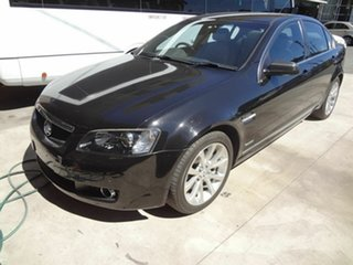 2009 Holden Calais VE MY10 V Black 6 Speed Automatic Sedan.