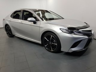 2018 Toyota Camry ASV70R Ascent Sport Silver 6 Speed Sports Automatic Sedan