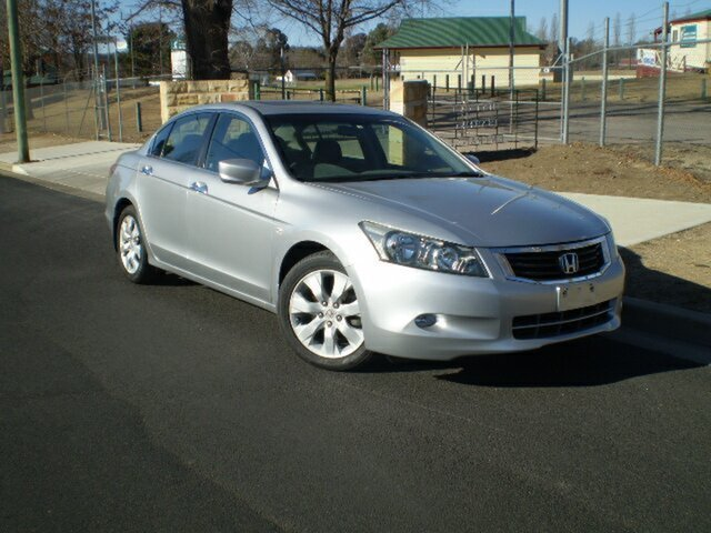 Used Honda Accord  VTi-L, Used Accord VTi-L 4DR Sedan 2.4L Automatic MY2010
