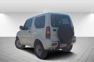 2010 Suzuki Jimny SN413 T6 JX White 5 Speed Manual Hardtop