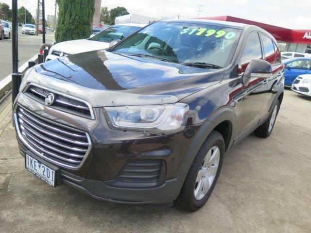 Used Holden Captiva CG MY18 LS 2WD, 2017 Holden Captiva CG MY18 LS 2WD Coconut 6 Speed Sports Automatic Wagon