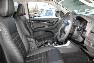 2020 Isuzu MU-X MY19 LS-T Rev-Tronic Cosmic Black 6 Speed Sports Automatic Wagon