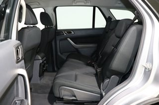 2016 Ford Everest UA Trend Silver 6 Speed Automatic Wagon