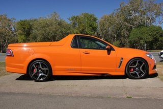 2013 Holden Special Vehicles Maloo Gen-F MY14 R8 Orange 6 Speed Sports Automatic Utility.