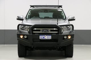 2016 Ford Everest UA Trend Silver 6 Speed Automatic Wagon.
