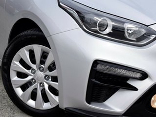 2018 Kia Cerato BD MY19 S Silver 6 Speed Sports Automatic Sedan.