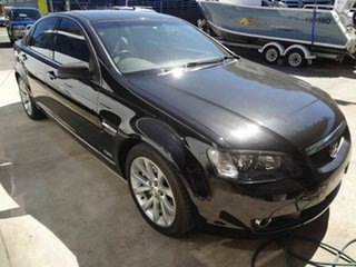 2009 Holden Calais VE MY10 V Black 6 Speed Automatic Sedan