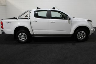 2016 Holden Colorado RG MY16 LTZ Crew Cab Summit White 6 Speed Manual Utility
