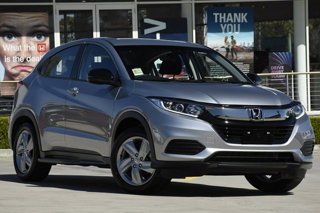 New Honda HR-V MY20 50 Years Edition, 2019 Honda HR-V MY20 50 Years Edition Lunar Silver 1 Speed Constant Variable Hatchback