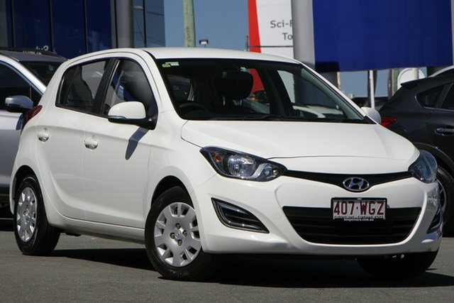 Used Hyundai i20 PB MY15 Active, PB MY15 ACTIVE HATCHBACK 5DR MAN 6SP 1.4I