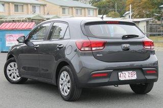 2017 Kia Rio YB MY17 S Platinum Graphite 4 Speed Sports Automatic Hatchback.
