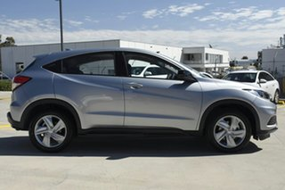 2019 Honda HR-V MY20 50 Years Edition Lunar Silver 1 Speed Constant Variable Hatchback