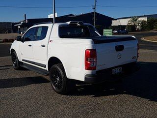 2017 Holden Colorado RG MY17 Z71 (4x4) White 6 Speed Automatic Crew Cab Pickup