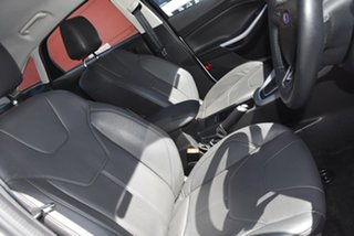 2015 Ford Focus LZ Titanium White 6 Speed Automatic Sedan