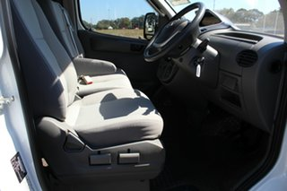2018 LDV V80 MY17 Low Roof SWB Blanc White 6 Speed Automated Manual Van