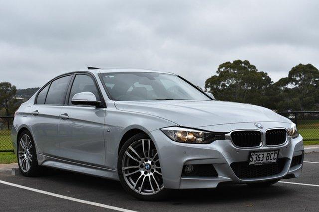 Used BMW 320i F30 MY0813 , 2014 BMW 320i F30 MY0813 Silver 8 Speed Sports Automatic Sedan