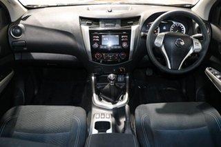 2016 Nissan Navara NP300 D23 ST (4x4) Orange 6 Speed Manual Dual Cab Utility