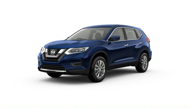 New Nissan X-Trail T32 Series II ST X-tronic 2WD, 2019 Nissan X-Trail T32 Series II ST X-tronic 2WD Marine Blue 7 Speed Constant Variable Wagon