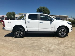 2019 Holden Colorado RG MY19 LTZ Pickup Crew Cab Summit White 6 Speed Sports Automatic Utility.
