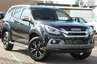2020 Isuzu MU-X MY19 LS-T Rev-Tronic Cosmic Black 6 Speed Sports Automatic Wagon.