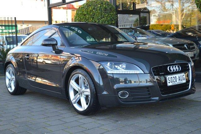 Used Audi TT 8J MY13 S Tronic Quattro, 2013 Audi TT 8J MY13 S Tronic Quattro Grey 6 Speed Sports Automatic Dual Clutch Coupe