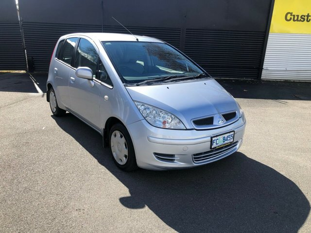 Used Mitsubishi Colt RG LS, 2005 Mitsubishi Colt RG LS Silver 1 Speed Constant Variable Hatchback