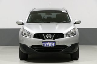 2012 Nissan Dualis J10 Series II +2 ST (4x2) Silver 6 Speed CVT Auto Sequential Wagon.