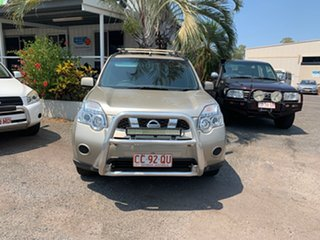 2012 Nissan X-Trail T31 Series IV ST-L Gold 1 Speed Constant Variable Wagon.
