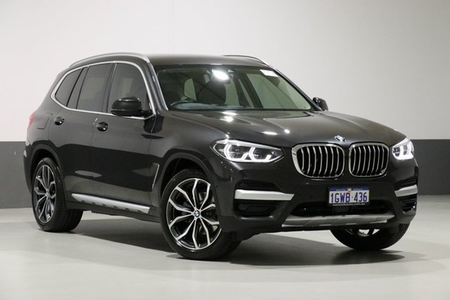 Used BMW X3 G01 xDrive 30I, 2018 BMW X3 G01 xDrive 30I Grey 8 Speed Automatic Wagon