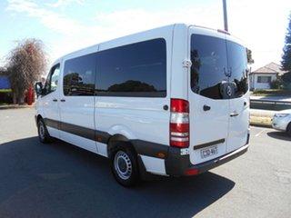 2014 Mercedes-Benz Sprinter 906 MY14 313 CDI MWB White 7 Speed Automatic Van.