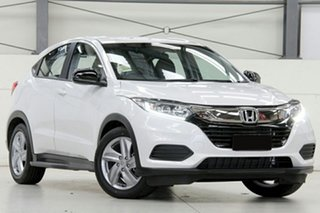 2019 Honda HR-V MY20 50 Years Edition Platinum White 1 Speed Constant Variable Hatchback.