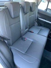2012 Suzuki Grand Vitara JT MY13 Prestige (4x4) White 4 Speed Automatic Wagon